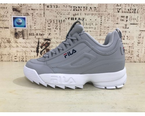 Кроссовки Fila Disruptor II Grey